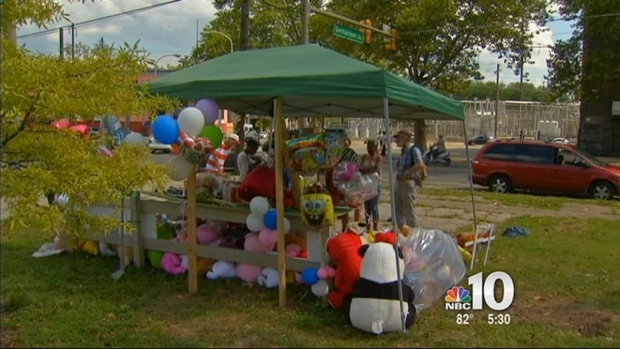 [PHI] Mourners Pay Respect to Children Killed in Carjacking Crash