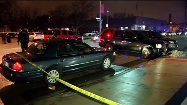 [CHI] Police Search for Gunman who Killed a Cook County Sheriff's Investigator