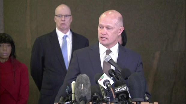[NATL CHI] Special Prosecutor Joseph McMahon Speaks After Sentence
