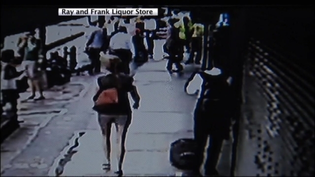 [NY] Flying Buzzsaw Hits Pedestrian in NYC