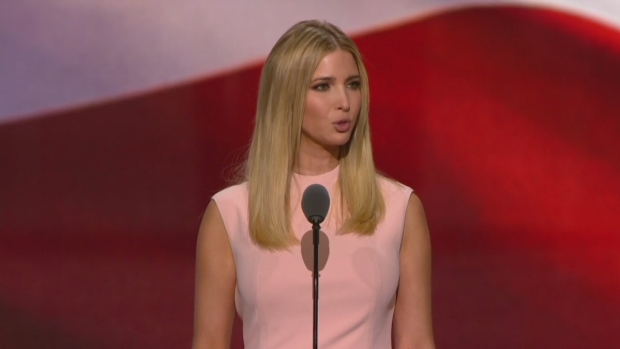 [NATL] Ivanka Trump: 'When My Father Says He Will Make America Great Again, He Will Deliver'