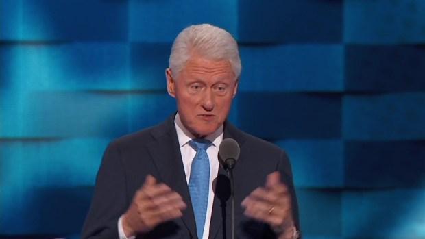 Full Remarks: Bill Clinton at 2016 DNC