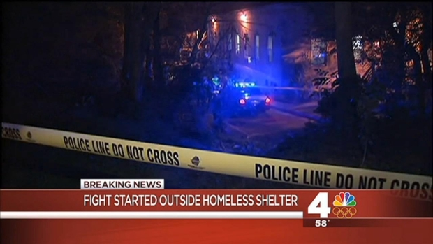 [DC] Police Shoot, Kill Man at Va. Homeless Shelter