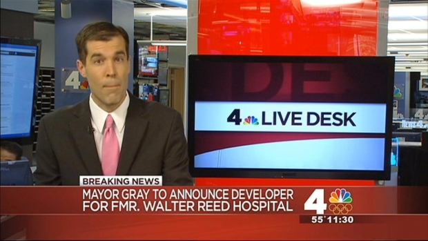 [DC] Mayor Pick Developer for Walter Reed Site