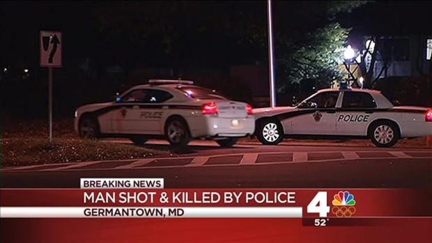 [DC] Man Shot, Killed by Police in Germantown, Md.