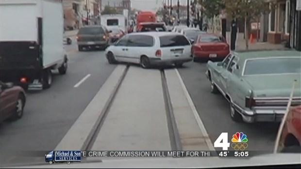 [DC] Streetcar parking enforcement