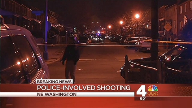 [DC] Police Officer, Victim Wounded in Northeast D.C. Shooting