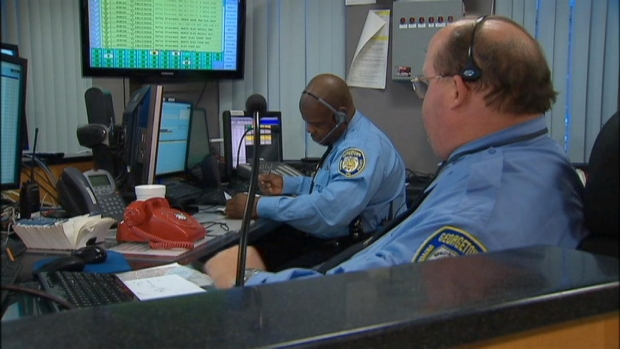 [DC] Inside Georgetown's Public Safety Emergency Operations Center