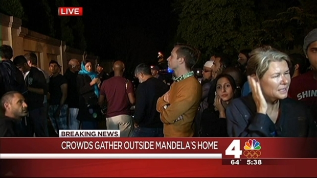 [DC] Mandela Remembered as Open, Engaging and Humorous