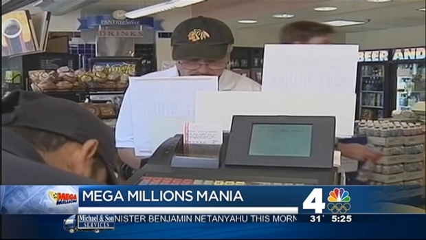[DC] Mega Millions Jackpot Grows to $400M