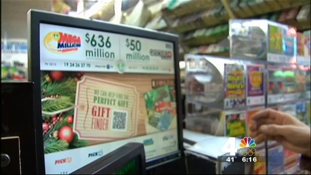 [DC] Excitement Builds as Mega Millions Jackpot Climbs to $636M