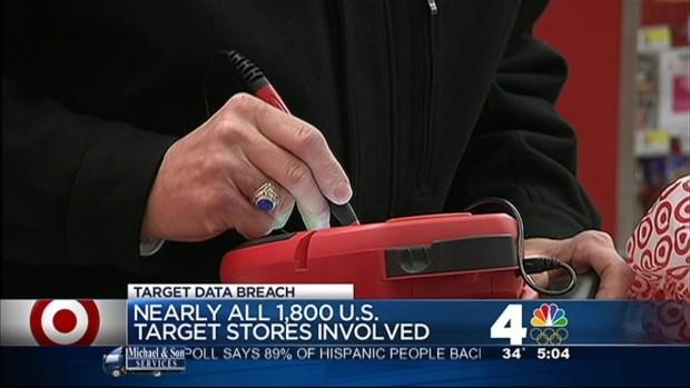 [DC] Target Shoppers' Credit Card Info Stolen Across U.S.