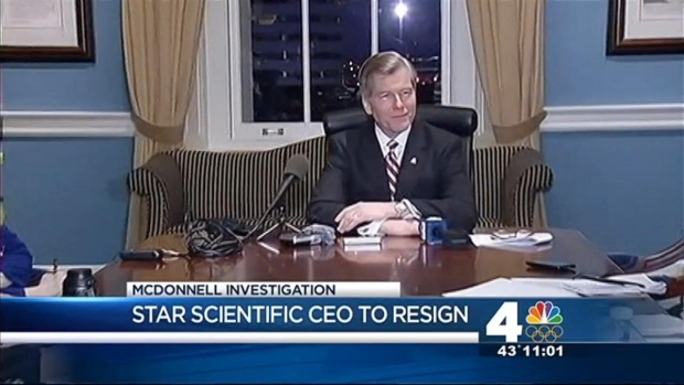 [DC] CEO of Company in Va. Governor's Scandal to Resign