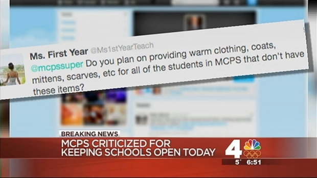 [DC] Md. Superintendent Bullied Over Opening Schools