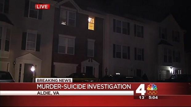 [DC] Husband, Wife Dead in Apparent Murder-Suicide in Aldie, Va.