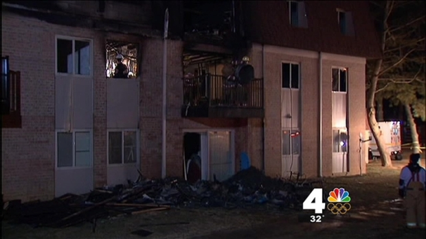 [DC] Child Killed in Maryland Fire