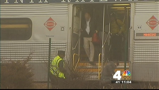 [DC] Woman Fatally Struck by VRE Train