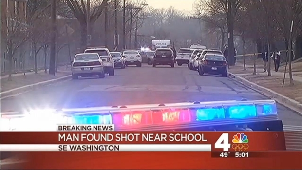 [DC] Man Shot Multiple Times Near Closed Elementary School