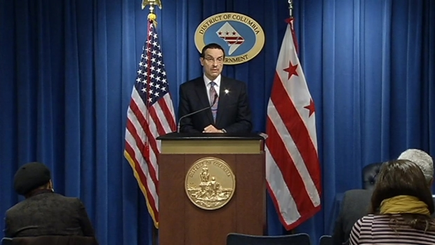 [DC] Mayor Gray Dodges Questions About Post Poll