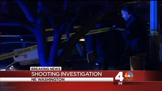 [DC] Police Investigating Northeast D.C. Shooting