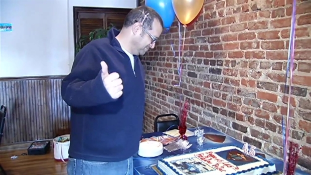 [DC] Surprise Party for Officer Peter Laboy