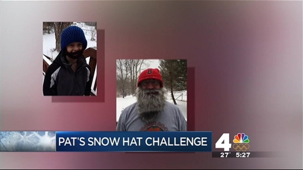 [DC] Pat's Snow Stick Challenge: Send in the Hats!