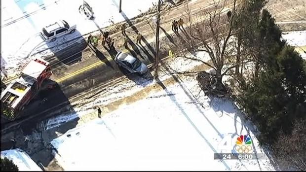 [DC] Juvenile Pedestrian Dies in Rockville Collision