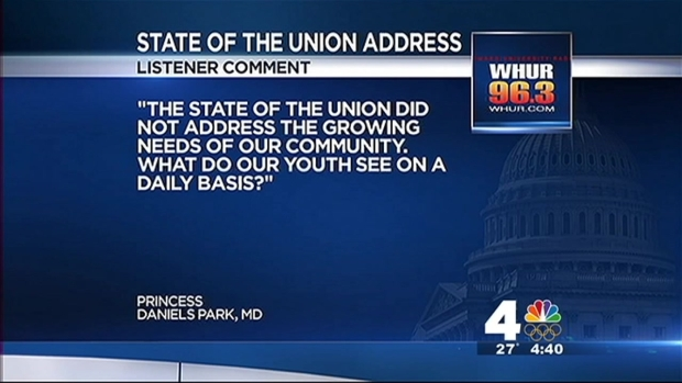 [DC] Talk Around Town: State of the Union