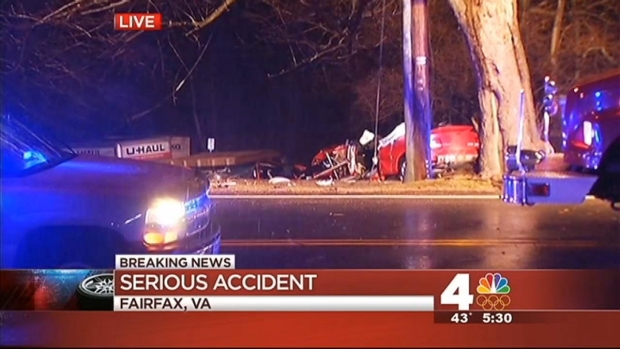 [DC] Two Dead in Fairfax County Accident