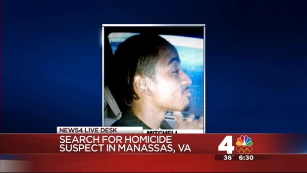 [DC] Police Search for Shooting Suspect in Manassas