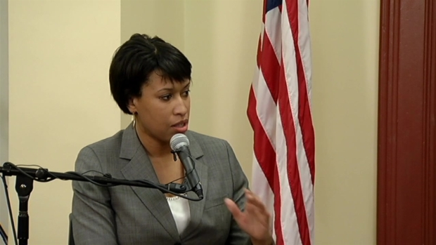 [DC] RAW: Full Muriel Bowser Interview