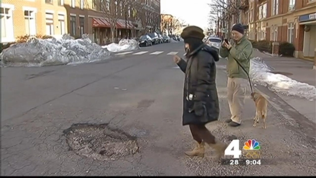[DC] Massive Pothole Problems Across Region