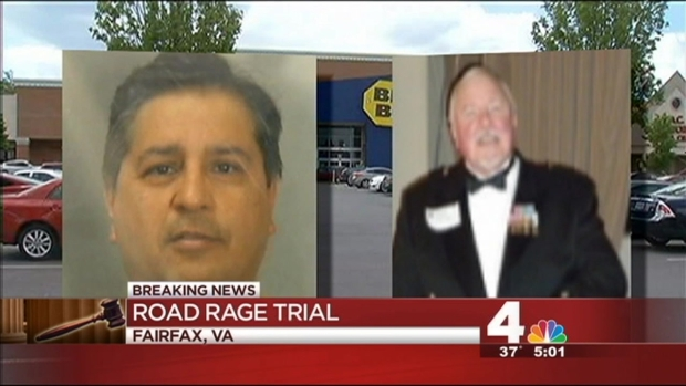 [DC] Va. Man Guilty of Assault in Deadly Road Rage Incident