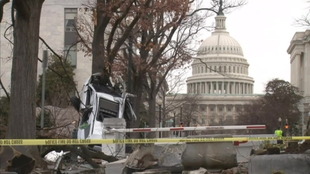 [DC] Violent Crash Sends Car Airborne in Southeast D.C.