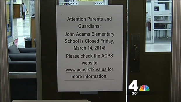 [DC] Alexandria Elementary School Closes After Possible Norovirus Outbreak