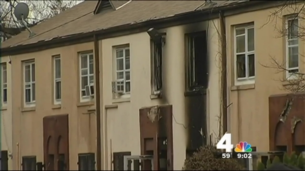 [DC] Five Hospitalized in DC Fire