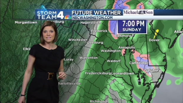 [DC] Afternoon Weather, March 30, 2014