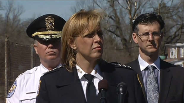 [DC] RAW VIDEO: Chief Lanier on Man's Body Found