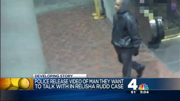 [DC] Police Release Video of Man They Want to Talk to in Relisha Rudd Investigation