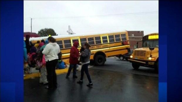 [DC] Parents Raise Bus Stop Safety Concerns After Beltsville Crash