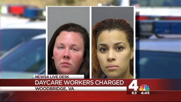 [DC] Former Daycare Workers Indicted for Felony Child Abuse