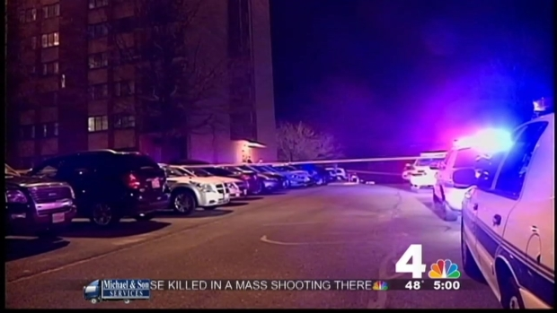 [DC]2 Found Dead Outside Fort Washington Apartment