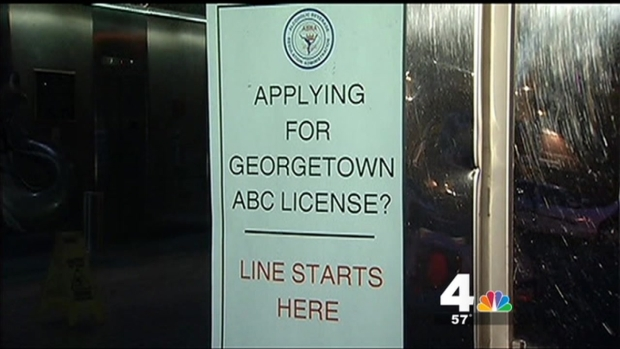 [DC] Restaurateurs Line Up for Georgetown Liquor Licenses