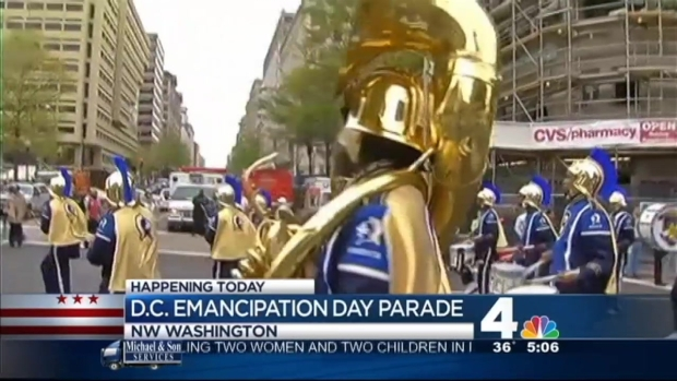 [DC] D.C. to Celebrate Emancipation Day