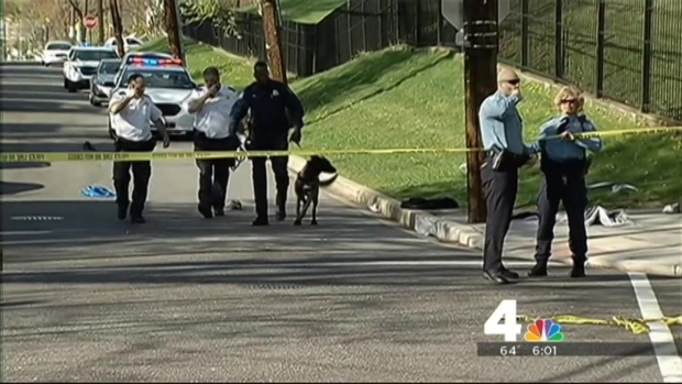 [DC] Police Search for Group After Triple Shooting in Southeast