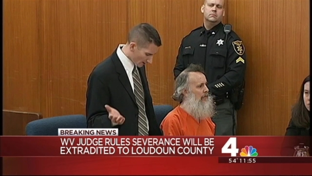 [DC]  Charles Severance to Be Extradited to Loudoun Co.
