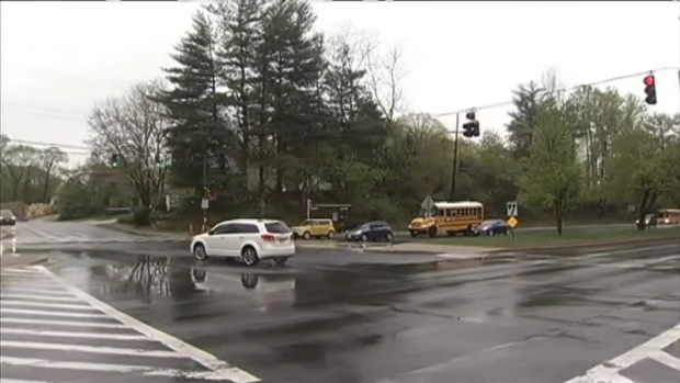 [DC] Neighbors Discuss Dangers Near Wheaton Bus Crash