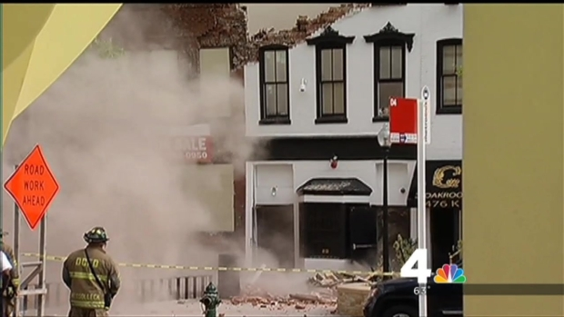 [DC] Several Buildings, Including Strip Club, Collapse in NW DC
