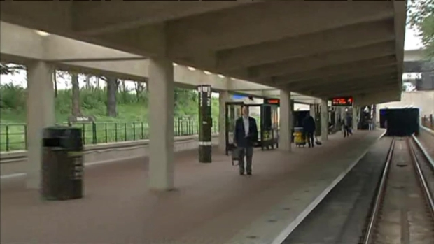 [DC] Metro Tests New Railcars