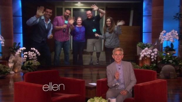 [DC] Ellen Surprise